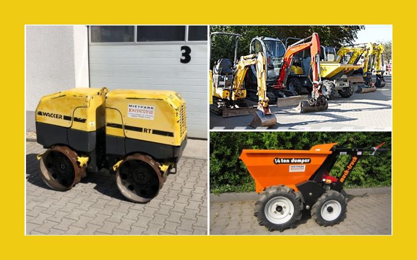 Donath Baumaschinen & Geräte GmbH Mülsen, Glauchau, Crimmitschau, Zwickau